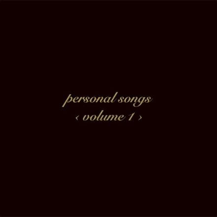 Personal Songs Volume 1 album cover