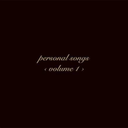 Personal Songs Volume 1 album cover