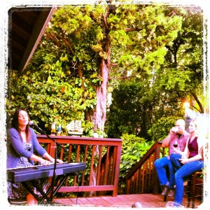 house concert in Fair Oaks CA