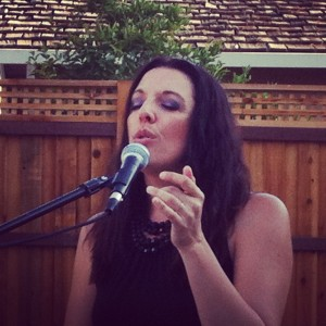 house concert in Sacramento, CA