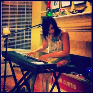 house concert in Houston, TX