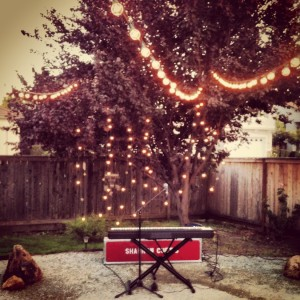 house concert in Stockton, CA