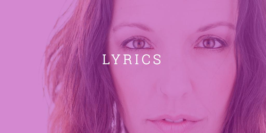 Lyrics Shannon Curtis